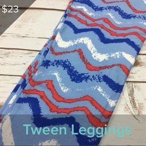 3/$20 New Tween LuLaRoe Leggings